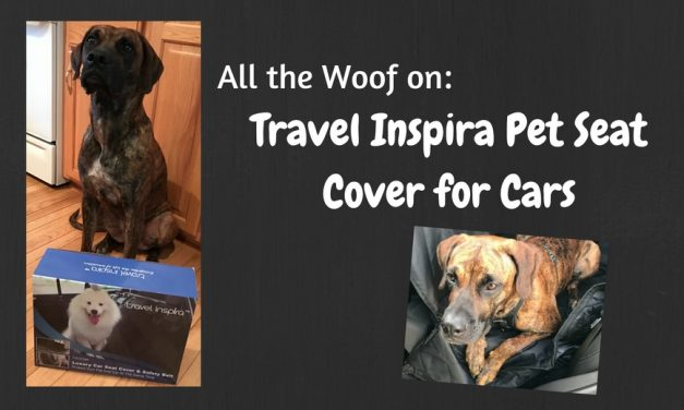 Travel Inspira Pet Seat Cover for Cars Review